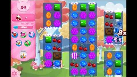Candy Crush Saga - Level 3037 ☆☆☆