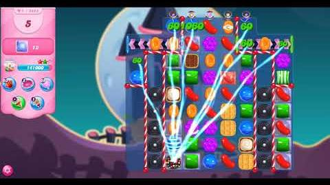 Candy Crush Saga - Level 3882 ☆☆☆ No boosters!