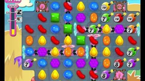 Candy Crush Saga LEVEL 2443 NO BOOSTERS