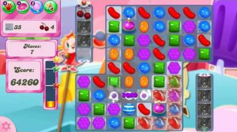 Candy Crush Saga LEVEL 2465 NO BOOSTERS