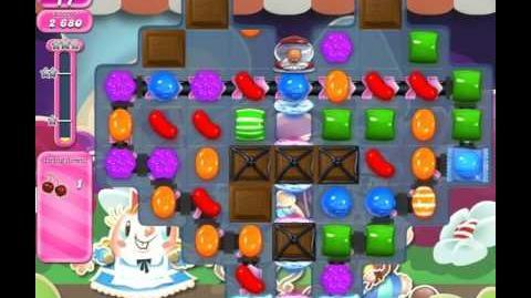 Candy Crush Saga Level 1232 (No booster, 3 Stars)