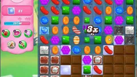 Candy Crush Saga Level 1337 Walkthrough - No Boosters - *** 3 Stars