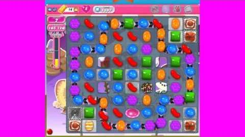 Candy Crush Saga Level 1397 - NO BOOSTERS