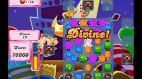Candy Crush Saga Level 2527 - NO BOOSTERS