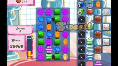 Candy Crush Saga Level 2651 (17 moves)