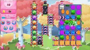 Candy Crush Saga Level 4890 NO BOOSTERS