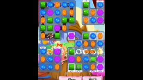 Candy Crush Level 1897 (3rd version, 13 moves)