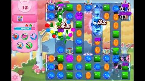 Candy Crush Saga - Level 3050 ☆☆☆