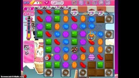 Candy Crush Saga 699 Walkthrough No Booster
