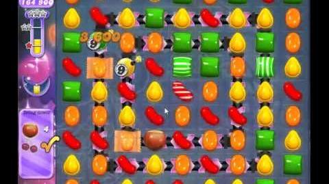 Candy Crush Saga Dreamworld Level 576 (Traumwelt)