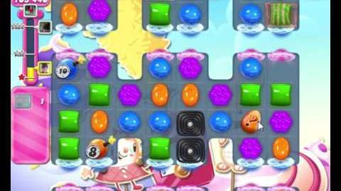 Candy Crush Saga LEVEL 2321 NO BOOSTERS