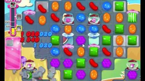 Candy Crush Saga LEVEL 2438 NO BOOSTERS