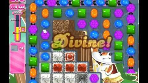 Candy Crush Saga Level 1416 ( New with 30 Moves and 4 Candy Colours ) No Boosters 3 Stars