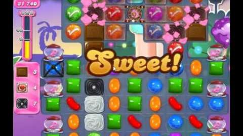 Candy Crush Saga Level 2132 - NO BOOSTERS