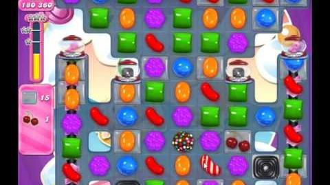 Candy Crush Saga Level 2260 - NO BOOSTERS