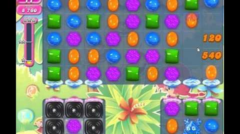 Candy Crush Saga Level 627-1