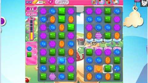 Candy Crush Saga Level 751-0