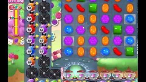 Candy Crush Saga Level 961