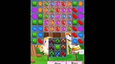 Candy Crush Level 1418 14 moves