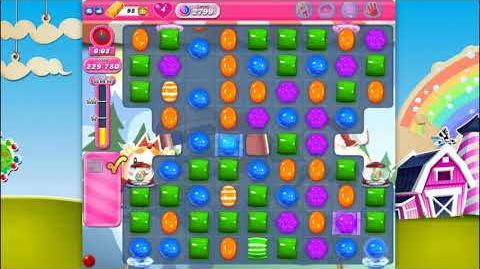 Candy Crush Saga - Level 2799 - No boosters