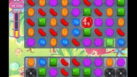 Candy Crush Saga - Level 634 - No Boosters