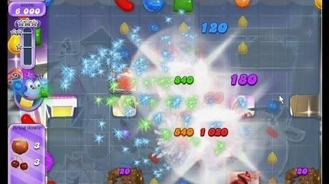 Candy Crush Saga Dreamworld Level 238 - 3 Stars NB