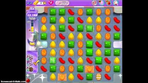 Candy Crush Saga Dreamworld Level 271 Walkthrough No Booster