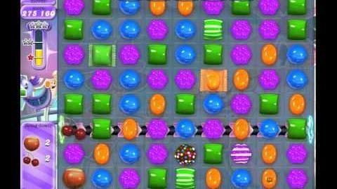 Candy Crush Saga Dreamworld Level 592 (No booster)