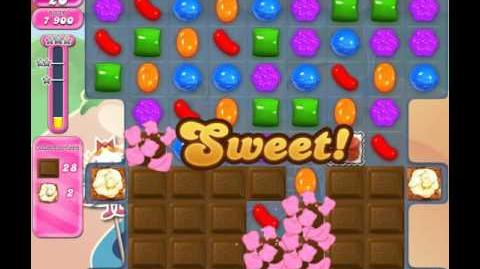 Candy Crush Saga Level 1601 (No booster, 3 Stars)