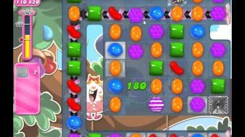 Candy Crush Saga Level 1681 - NO BOOSTERS