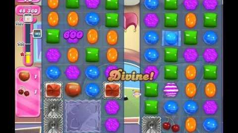 Candy Crush Saga Level 1974 ( New with 25 Moves ) No Boosters 2 Stars