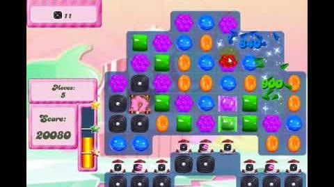 Candy Crush Saga Level 2798 NO BOOSTERS 3Star 2700plus Group Redesigned 151017