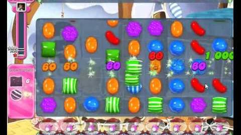 Candy Crush Saga Level 829 NEW