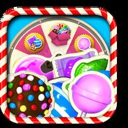 Jackpot booster wheel icon