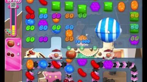 Candy Crush Saga LEVEL 2159 - 4 hammers+2 hands