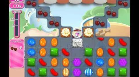 Candy Crush Saga Level 1600 (No booster)