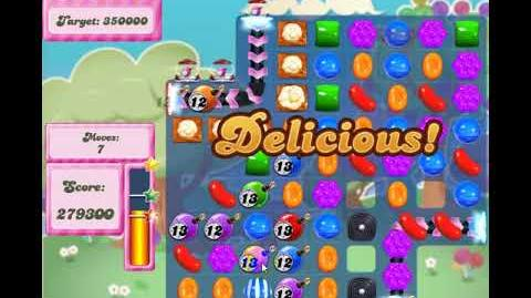 Candy Crush Saga Level 2820 NO BOOSTERS 2Star 2700plus Group Update 131017