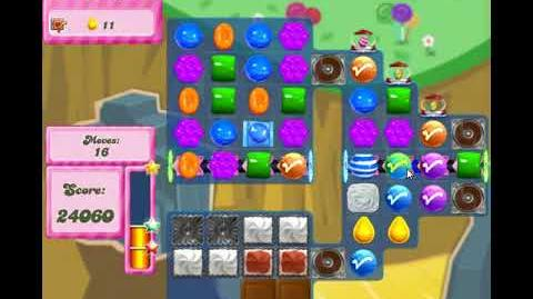 Candy Crush Saga Level 2850 NO BOOSTERS 3Star 1st 12moves left