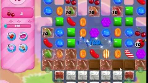 Candy Crush Saga Level 2861 NO BOOSTERS (new version)
