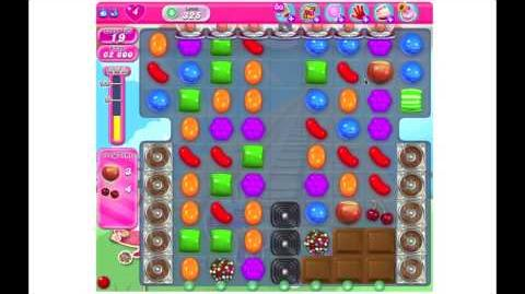 Candy Crush Saga Level 325 ★★★ no boosters (TUTORIAL)