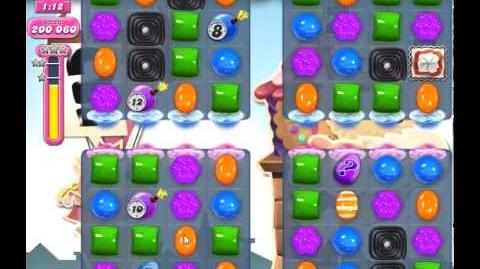 Candy Crush Saga Level 701