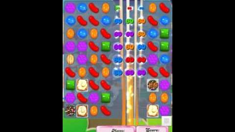 Candy Crush Level 1222 New with 37 moves