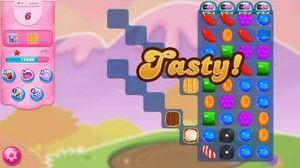 Candy Crush Saga - Level 4650 - No boosters ☆☆☆