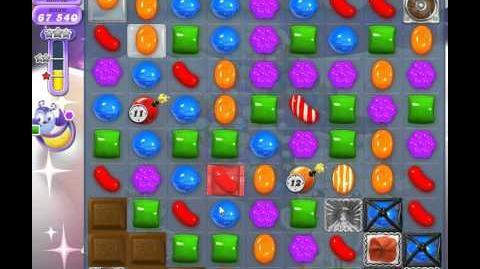 Candy Crush Saga Dreamworld Level 168 No Booster 3 Stars