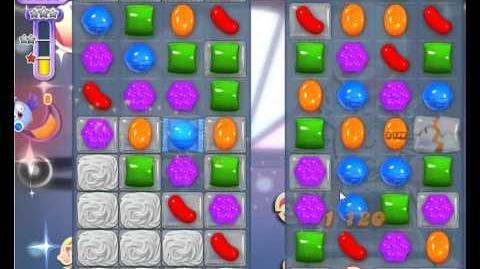 Candy Crush Saga Dreamworld Level 16 (Traumland)