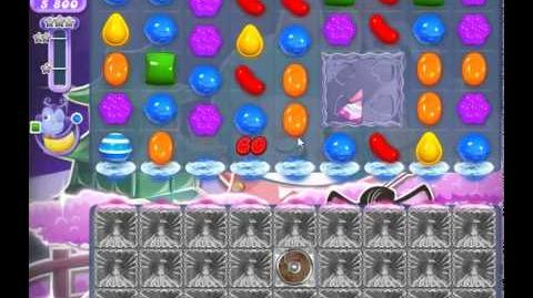 Candy Crush Saga Dreamworld Level 380 Jelly Bug