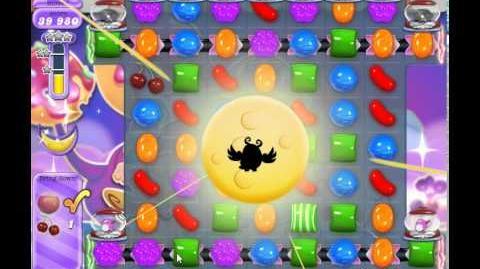 Candy Crush Saga Dreamworld Level 536 (No booster, 3 Stars)