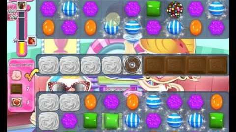 Candy Crush Saga LEVEL 1454 new version (30 moves)