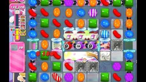 Candy Crush Saga Level 1093 ( 35 Moves and More Icings ) No Boosters 3 Stars