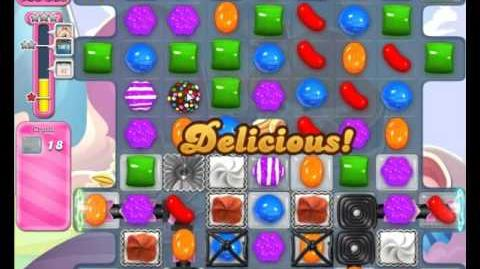 Candy Crush Saga Level 1534 Hard Level NO BOOSTER (2nd Version)